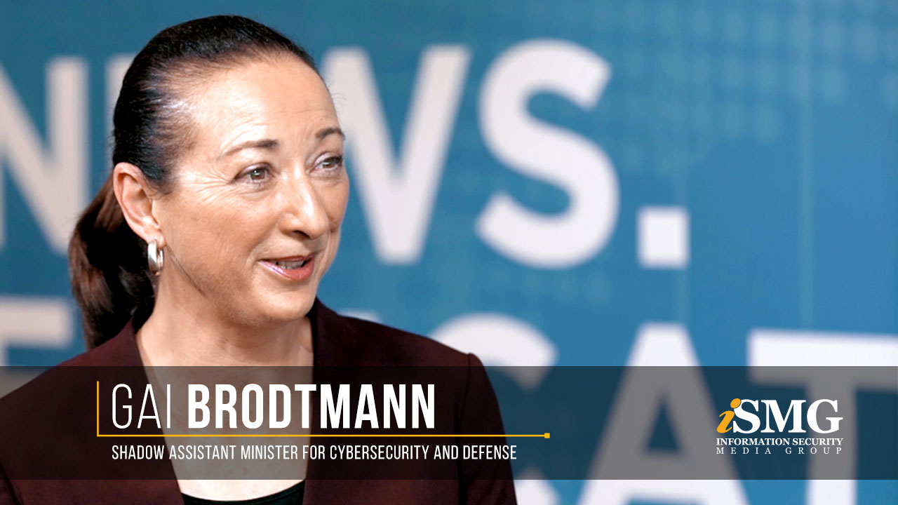 Gai Brodtmann, Former Shadow Assistant Minister for Cyber Security and Defence