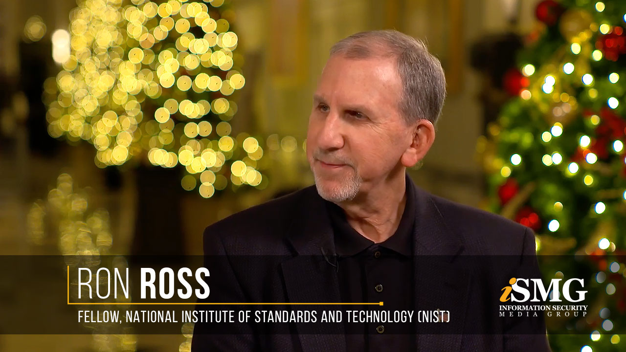 Ron Ross, Fellow, NIST