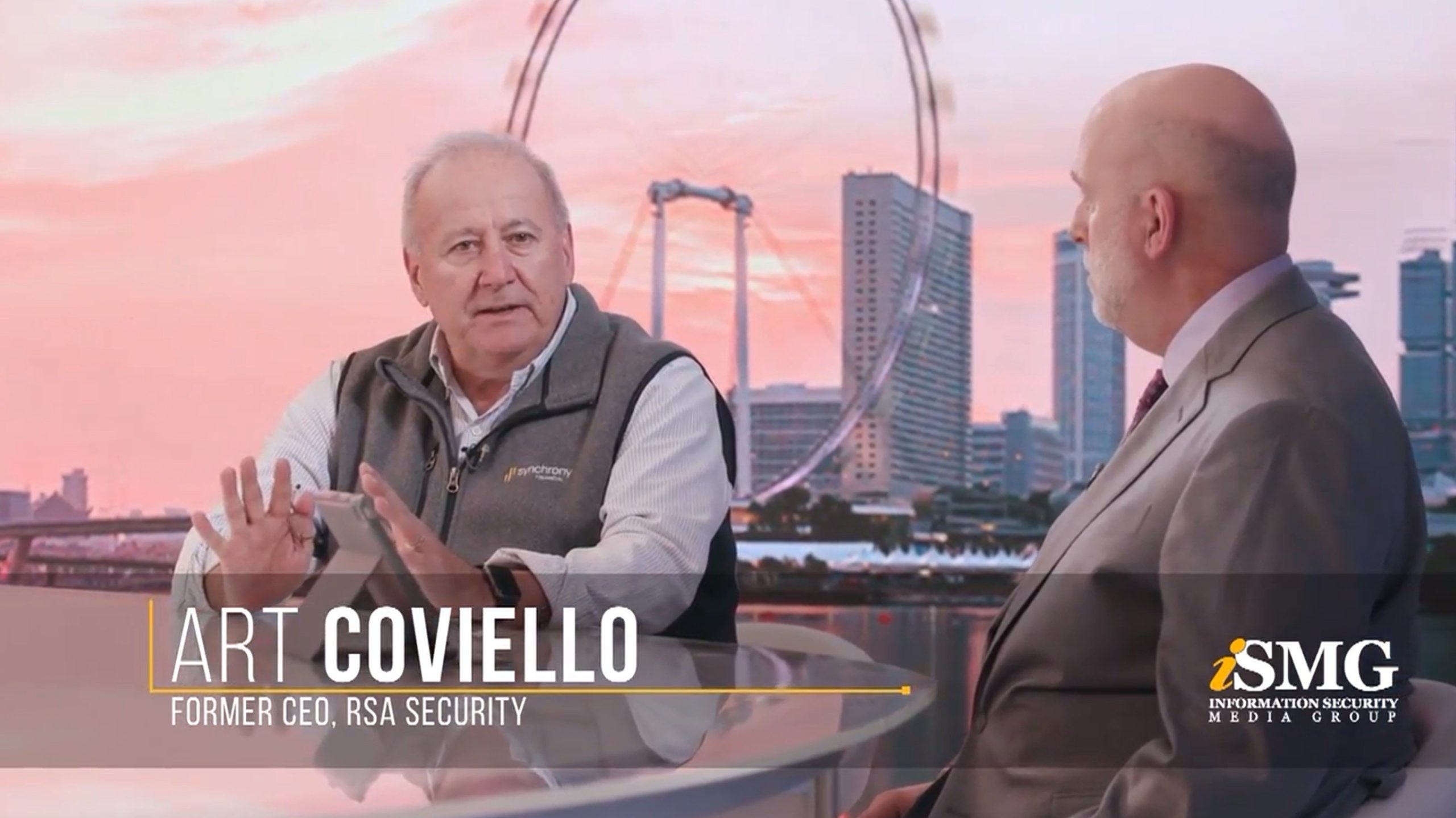 Art Coviello, Former CEO, RSA